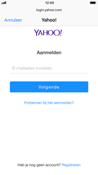 Apple iPhone 6 - iOS 12 - E-mail - handmatig instellen (yahoo) - Stap 6