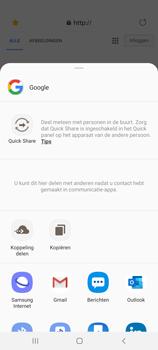 Samsung Galaxy A41 Dual-SIM (SM-A415F) - Internet - Hoe te internetten - Stap 23