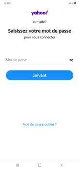 Samsung Galaxy Note20 Ultra 5G - E-mails - Ajouter ou modifier votre compte Yahoo - Étape 10