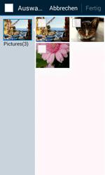 Samsung Galaxy J1 - E-Mail - E-Mail versenden - 15 / 20