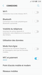Samsung A310F Galaxy A3 (2016) - Android Nougat - Internet - Configuration manuelle - Étape 5