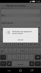 Sony Xperia Z2 - E-mail - configuration manuelle - Étape 11