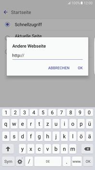 Samsung G928F Galaxy S6 edge+ - Android M - Internet - Manuelle Konfiguration - Schritt 26