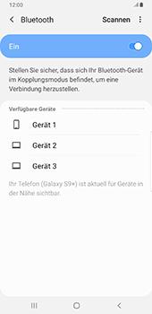 Samsung Galaxy S9 Plus - Bluetooth - Geräte koppeln - 9 / 12
