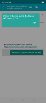 Oppo A9 2020 - E-mails - Envoyer un e-mail - Étape 6