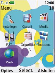Nokia 7310 supernova - Internet - Internetten - Stap 2