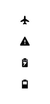 Samsung Galaxy J6 - Premiers pas - Comprendre les icônes affichés - Étape 24