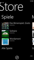 Nokia Lumia 1320 - Apps - Herunterladen - 2 / 2