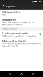 HTC One M8s (Model 0PKV100) - Internet - Handmatig instellen - Stap 23