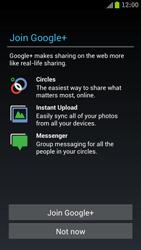 Samsung I9300 Galaxy S III - Applications - Create an account - Step 9