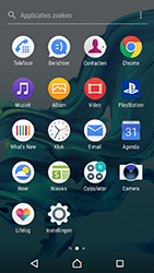 Sony Xperia XZ (F8331) - Android Nougat - Internet - Hoe te internetten - Stap 3