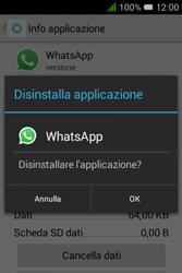 Alcatel Pixi 3 (3.5) - Applicazioni - Come disinstallare un