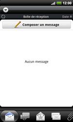 HTC A9191 Desire HD - E-mail - Configurer l
