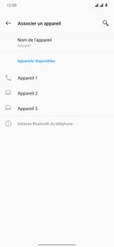 OnePlus 7T Pro - Internet et connexion - Connexion avec un équipement multimédia via Bluetooth - Étape 8