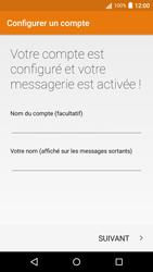 Acer Liquid Z530 - E-mail - Configuration manuelle - Étape 19