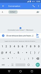 Wiko WIM Lite - Contact, Appels, SMS/MMS - Envoyer un MMS - Étape 9
