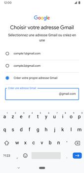 Google Pixel 3a - Applications - Créer un compte - Étape 11