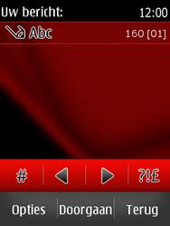 Nokia Asha 300 - MMS - Afbeeldingen verzenden - Stap 4