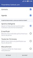 HTC U Play - E-mails - Ajouter ou modifier votre compte Outlook - Étape 9