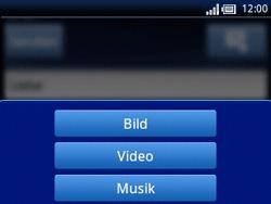 Sony Ericsson Xperia X10 Mini Pro - E-Mail - E-Mail versenden - Schritt 10