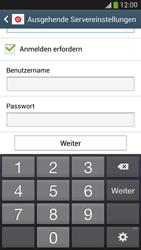 Samsung Galaxy S 4 Active - E-Mail - Manuelle Konfiguration - Schritt 14