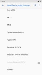 Nokia 8 - Android Pie - Internet et roaming de données - Configuration manuelle - Étape 16