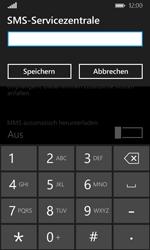 Microsoft Lumia 435 - SMS - Manuelle Konfiguration - Schritt 8