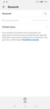 Huawei P30 Pro - Internet et connexion - Connexion avec un équipement multimédia via Bluetooth - Étape 6