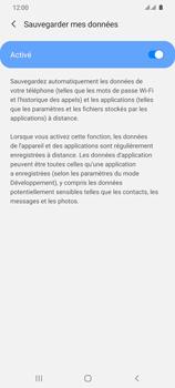 Samsung Galaxy S20 Ultra - Aller plus loin - Gérer vos données depuis le portable - Étape 11