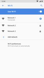Nokia 8 - Android Pie - WiFi - WiFi configuration - Step 9