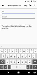 Sony Xperia XZ2 Compact - E-Mail - E-Mail versenden - 5 / 16