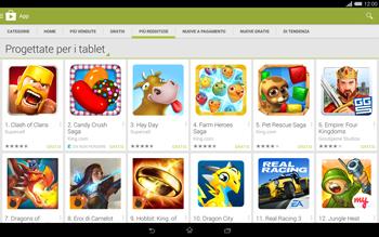 Sony Xperia Tablet Z2 LTE - Applicazioni - Installazione delle applicazioni - Fase 9