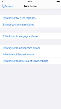 Apple iPhone 6s Plus - iOS 14 - Téléphone mobile - Réinitialisation de la configuration d
