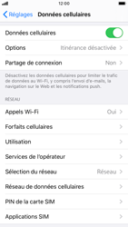 Apple iPhone 6s - iOS 13 - Internet - Désactiver les données mobiles - Étape 4