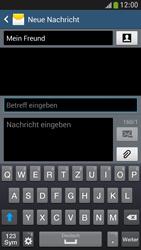 Samsung Galaxy S4 Mini LTE - MMS - Erstellen und senden - 13 / 24