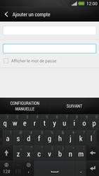 HTC One - E-mail - Configuration manuelle - Étape 8