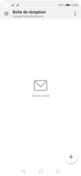 Huawei Nova 5T - E-mails - Ajouter ou modifier votre compte Outlook - Étape 4