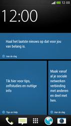 HTC Desire 601 - Internet - Handmatig instellen - Stap 1