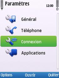 Nokia C5-00 - Internet - configuration manuelle - Étape 6