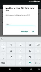 HTC Desire 650 - Sécuriser votre mobile - Personnaliser le code PIN de votre carte SIM - Étape 10