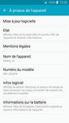 Samsung Samsung Galaxy J3 2016 - Logiciels - Installation de mises à jour - Étape 6