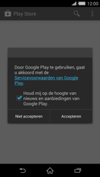 Sony D6503 Xperia Z2 - Applicaties - Account aanmaken - Stap 21