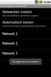 LG GW620 - Netwerk - gebruik in het buitenland - Stap 12