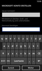 Nokia Lumia 925 - Apps - Konto anlegen und einrichten - Schritt 15