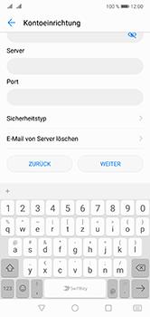 Huawei P20 Lite - E-Mail - Konto einrichten - 1 / 1
