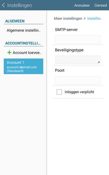 Samsung Galaxy Tab4 8.0 4G (SM-T335) - E-mail - Instellingen KPNMail controleren - Stap 17