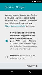 HTC One M9 - Premiers pas - Créer un compte - Étape 21
