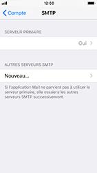 Apple iPhone 5s - iOS 12 - E-mail - Configuration manuelle - Étape 23