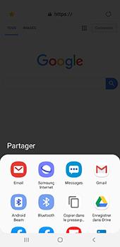 Samsung Galaxy J4 Plus - Internet - navigation sur Internet - Étape 20