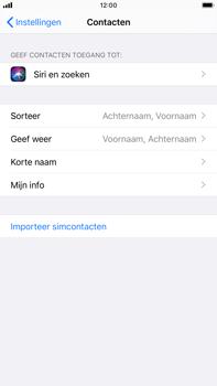 Apple iphone-6s-plus-met-ios-13-model-a1687 - Contacten en data - Contacten kopiëren van SIM naar toestel - Stap 4